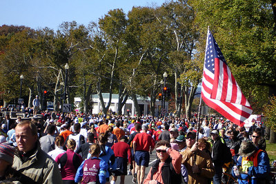 The Marine Corp Marathon - Washington, DC ... October 29, 2006 ... Photo by Rob Page III