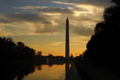 The National Mall on Veteran's Day - Washington, DC ... November 11, 2006 ... Photo by Rob Page III