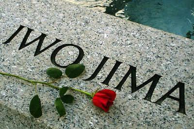 The World War II Memorial on Veteran's Day - Washington, DC ... November 11, 2006 ... Photo by Rob Page III