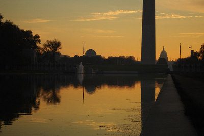 The National Mall on Veteran's Day - Washington, DC ... November 11, 2006 ... Photo by Rob Page III