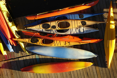 Kayaks for the Potomac - Washington, DC ... October 28, 2007 ... Photo by Rob Page III