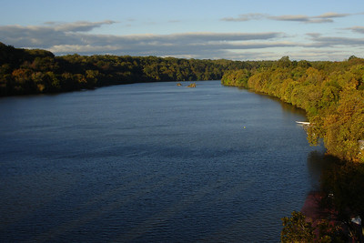 The Potomac River - Washington, DC ... October 28, 2007 ... Photo by Rob Page III