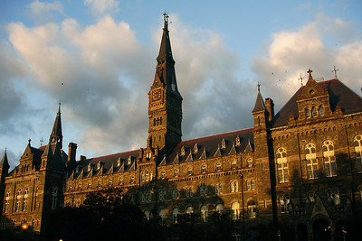 Georgetown University - Washington, DC ... October 28, 2007 ... Photo by Rob Page III
