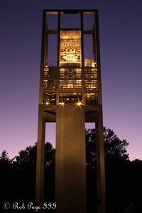 The Netherlands Carillon - Washington, DC ... October 3, 2009 ... Photo by Rob Page III