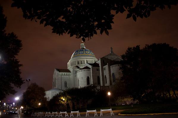 Basilica of the National Shrine of the Immaculate Conception, Dome