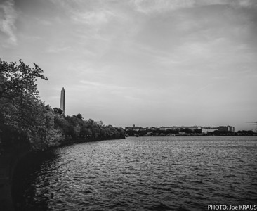 Tidal Basin at Dusk