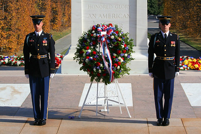 Tomb of the Unknown Soldier, Arlington VA
