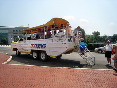 DC Duck Tour
