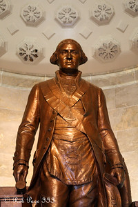 George Washington at the George Washington Masonic National Memorial - Alexandria, VA ... February 8, 2009 ... Photo by Rob Page III