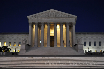 Supreme Court of the United States Photo by Christine Ruffo