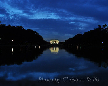 Lincoln Memorial, Washington, D.C.