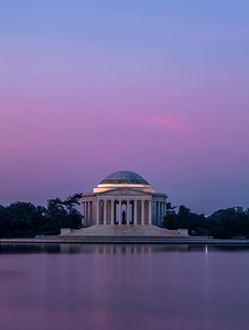 Jefferson at Twilight