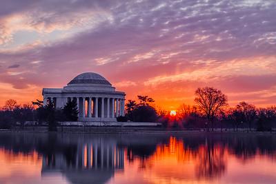 Jefferson Sunrise