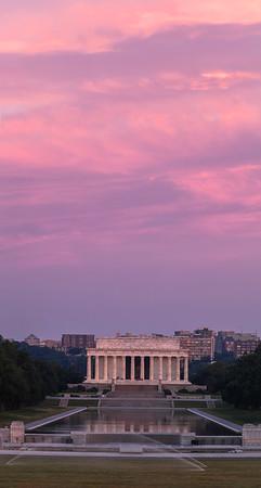 Lincoln Sky