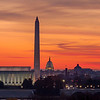 DC Morning Glow