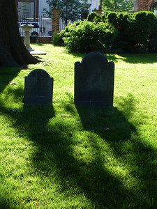 Sleeping in peace in the cemetary of Christ Church - Alexandria, VA ... May 28, 2005 ... Photo by Rob Page III
