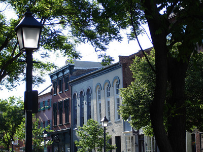 The Streets of Old Town Alexandria - Alexandria, VA ... May 28, 2005 ... Photo by Rob Page III