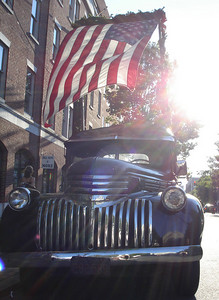 An old car for Old Town - Alexandria, VA ... May 28, 2005 ... Photo by Rob Page III