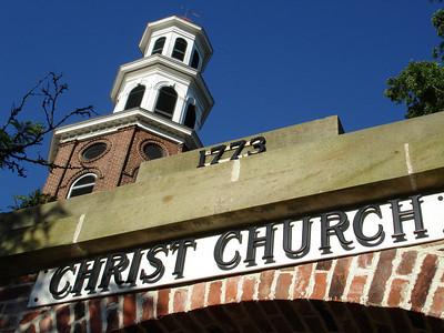Christ Church - Alexandria, VA ... May 28, 2005 ... Photo by Rob Page III