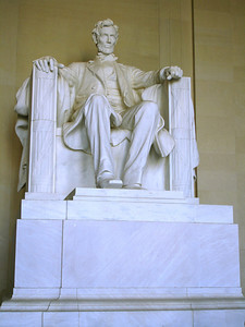 Abraham Lincoln - Washington D.C. ... May 27, 2005 ... Photo by Rob Page III