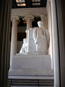 Honest Abe gazes out at Washington - Washington D.C. ... May 27, 2005 ... Photo by Rob Page III