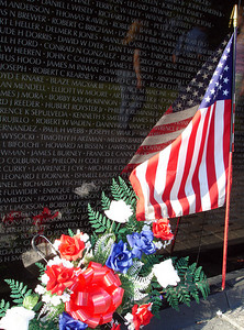 The Vietnam Wall -Washington D.C. ... May 27, 2005 ... Photo by Rob Page III