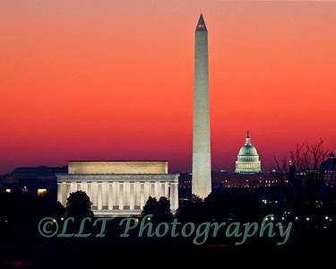 Washinton DC Dawn