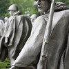 Korean War Memorial platoon detail