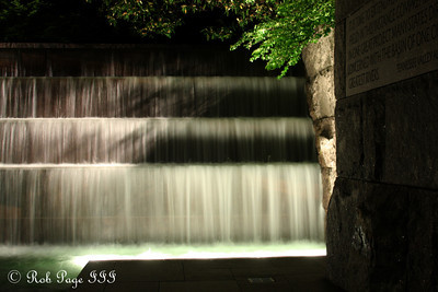 The FDR memorial - Washington, DC ... April 30, 2012 ... Photo by Rob Page III