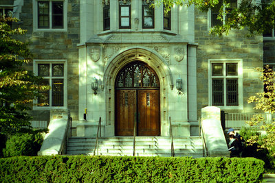 Copley Hall - Washington DC ... October 2002 ... Photo by Rob Page III