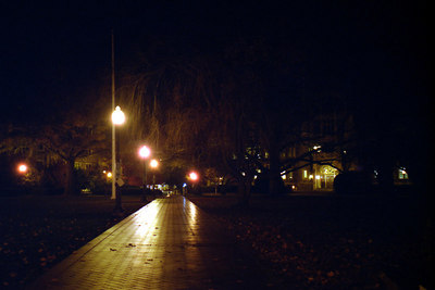 Copley Lawn - Washington DC ... October 2002 ... Photo by Rob Page III