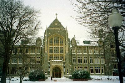 Georgetown - Winter 2003