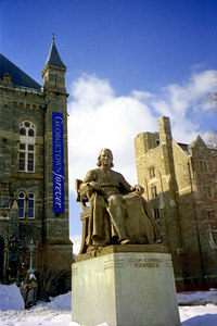 Georgetown University - Washington DC ... February 2003 ... Photo by Rob Page III