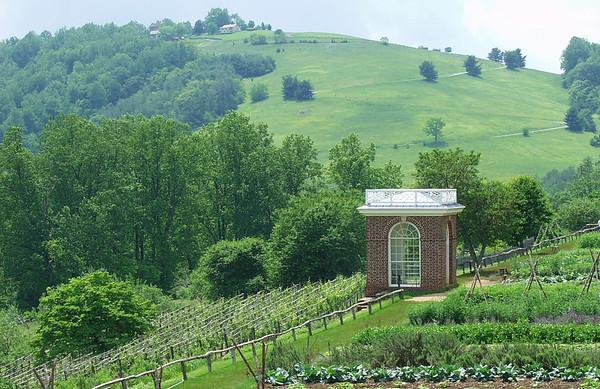President Jefferson's Home - Monticello