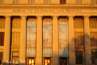 The Bureau of Engraving and Printing - Washington, DC ... April 2, 2007 ... Photo by Rob Page III