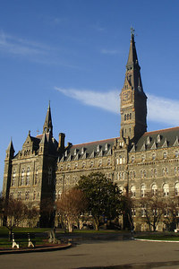 Georgetown University - Washington, DC ... March 25, 2007 ... Photo by Rob Page III