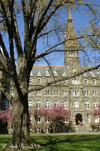 Georgetown University - Washington, DC ... April 21, 2007 ... Photo by Rob Page III