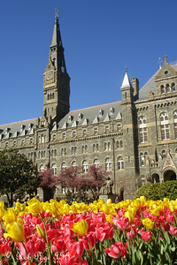 Georgetown University - Washington, DC ... April 21, 2007 ... Photo by Rob Page III
