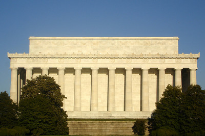 The Lincoln Memorial - Washington, DC ... April 2, 2007 ... Photo by Rob Page III