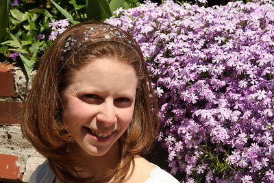 Emily on a sunny Saturday - Washington, DC ... April 18, 2009 ... Photo by Rob Page III