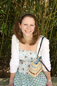 Emily enjoying the zoo - Washington, DC ... April 18, 2009 ... Photo by Rob Page III