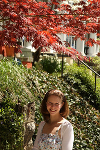 Emily out in Mt. Pleasant on a sunny Saturday - Washington, DC ... April 18, 2009 ... Photo by Rob Page III