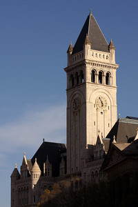 The Old Post Office - Washington, DC ... April 1, 2010 ... Photo by Rob Page III