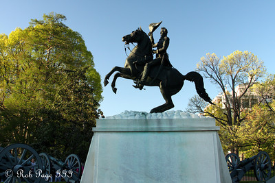 Lafayette Square outside the White House - Washington, DC ... April 2, 2012 ... Photo by Rob Page III