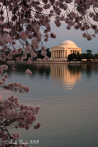 The Jefferson Memorial - Washington, DC ... March 22, 2012 ... Photo by Rob Page III