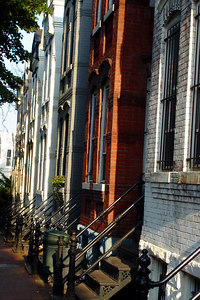 Down Prospect St. - Georgetown, DC ... August 20, 2005 ... Photo by Rob Page III