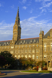 Georgetown University - Washington, DC .... August 23, 2005 ... Photo by Rob Page III