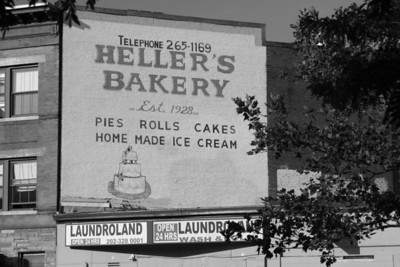 Heller's Bakery - Washington, DC ... July 25, 2008 ... Photo by Rob Page III