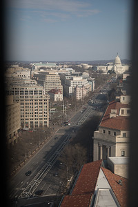 Trump International Hotel Clock Tower, Capitol Building