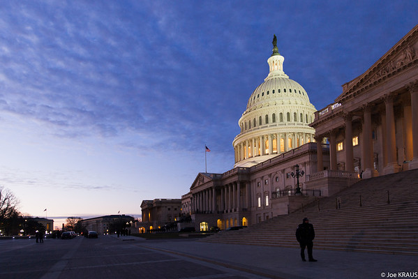 Sunrise at the Capitol
